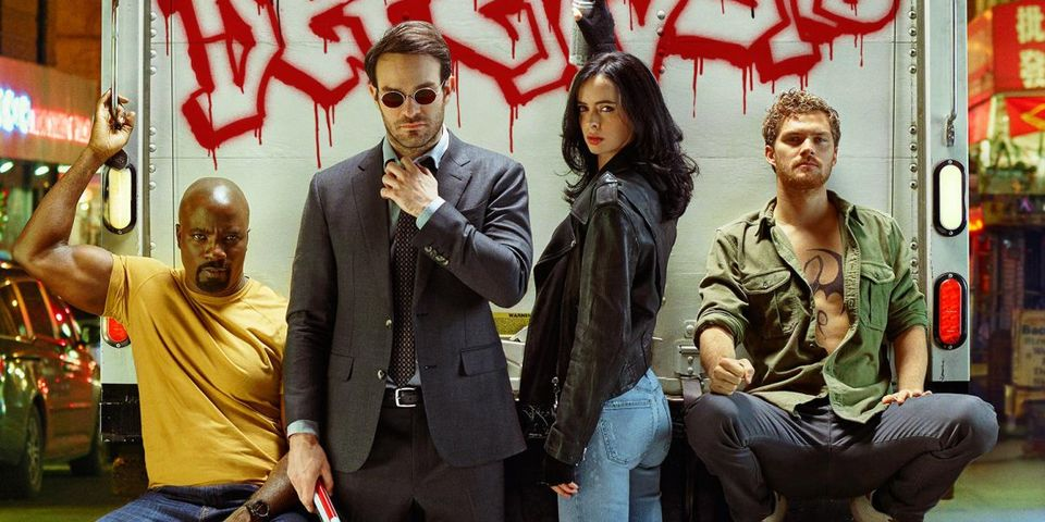 the defenders season 1 marvel netflix