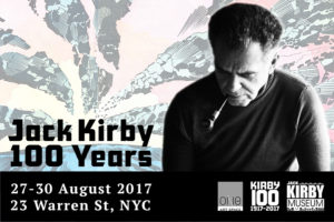 Jack Kirby 100 Years