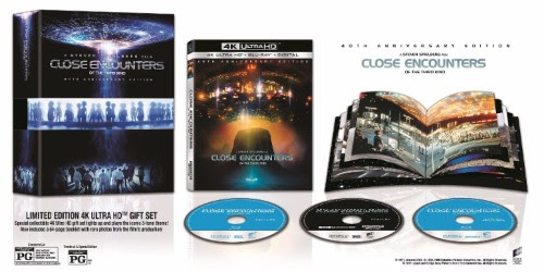 Close Encounters of the Third Kind 4K Restoration Release Sony Pictures