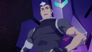 Voltron Legendary Defender season 3 Shiro