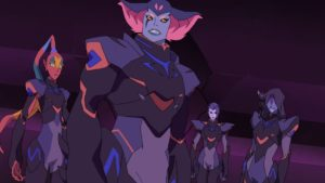Voltron Legendary Defender season 3 team Lotor
