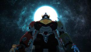 Voltron Legendary Defender season 3 Voltron