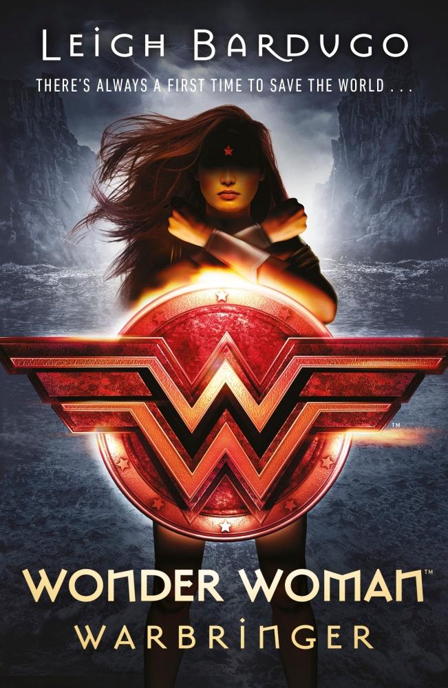 Wonder Woman Warbringer cover