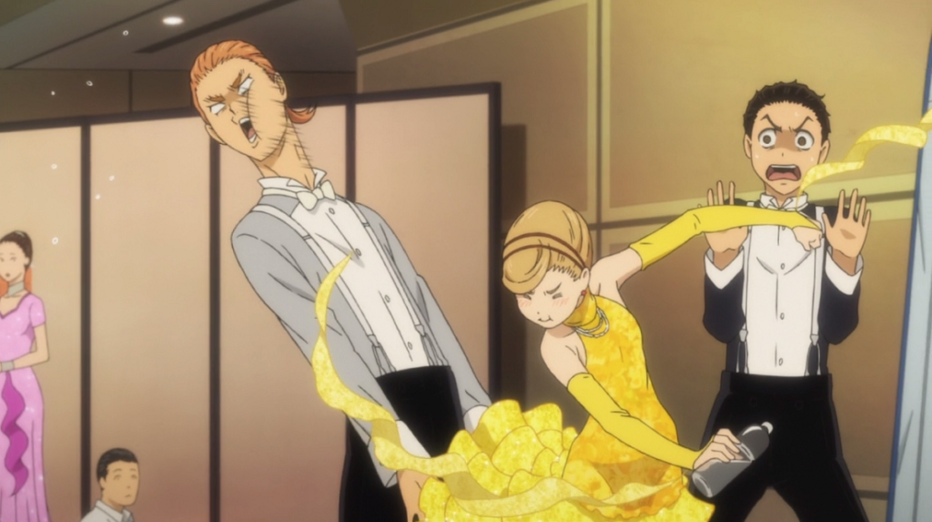 Welcome to the Ballroom Tenpei Cup