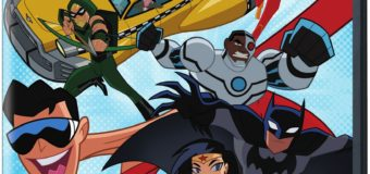 Justice League Action: Season 1 Part 1 Coming to DVD on October 10, 2017