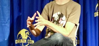 When Guardians Meet Gilmores: Sean Gunn at Dragon Con 2017