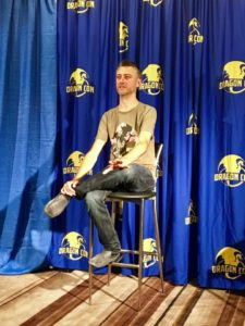 sean gunn dragon con 2017