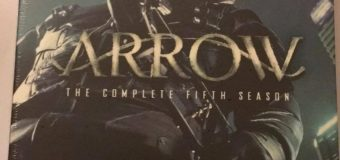 Arrow Season 5: Blu-ray Review