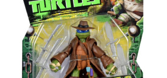 Playmates Toys Releases Monster-Themed Teenage Mutant Ninja Turtles Figures