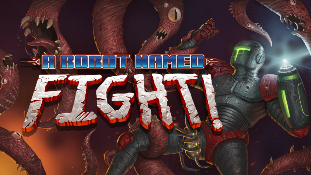 A Robot Named Fight game Matt Bitner Games Release