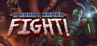 Retro Roguelike hybrid A Robot Named Fight Launches September 7 on Steam