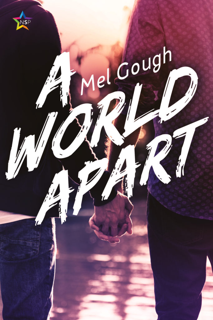 A World Apart Mel Gough interview queer books lgbtqia+ books