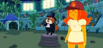 Adventure Time 9×2 Review: Son of Rap Bear