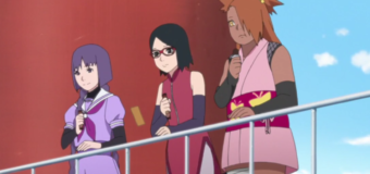 Boruto: Naruto Next Generations 1×25 Review : A Turbulent School Trip!!