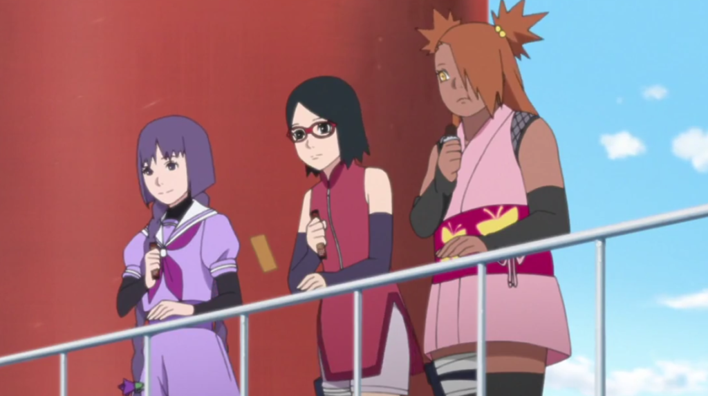 Boruto anime episode 25 review A Turbulent School Trip