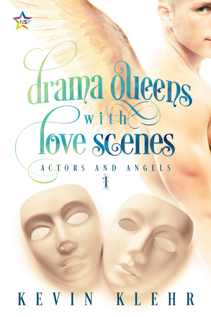 Kevin Klehr Drama Queens with Love scenes gay books interview review