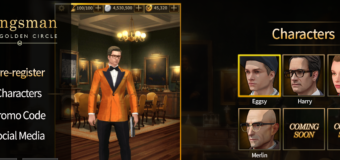 Kingsman: The Golden Circle Game Looks Interesting! Releasing on September 14, 2017!