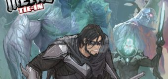 Nightwing #29 Review, Dark Nights: Metal Tie-in
