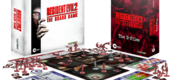 Resident Evil 2: The Board Game Runs Past Initial Kickstarter Goal
