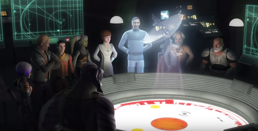 Star Wars Rebels Season 4 Trailer Disney