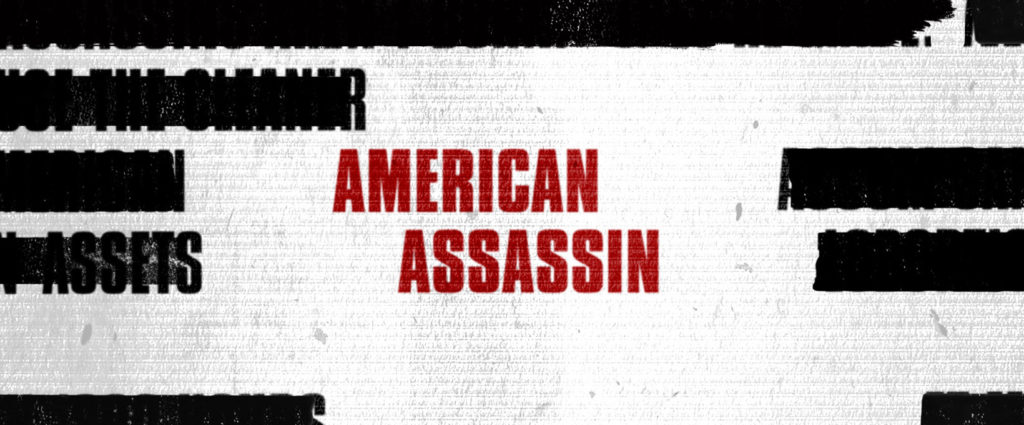 American Assassin banner