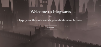 19 Years Later, Tour Hogwarts On Pottermore