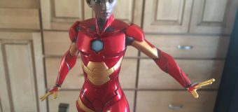 Diamond Select Toys SDCC 2017 Exclusive Ironheart Statue
