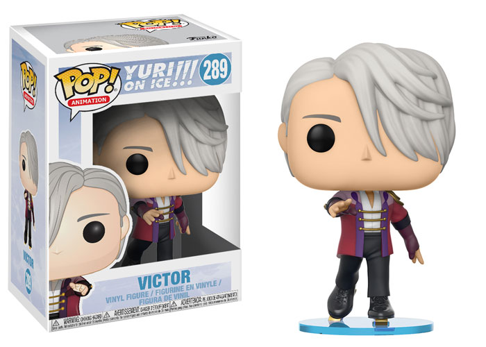 Yuri on Ice!! Pop
