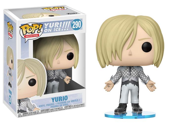 Yuri on Ice!! Pop