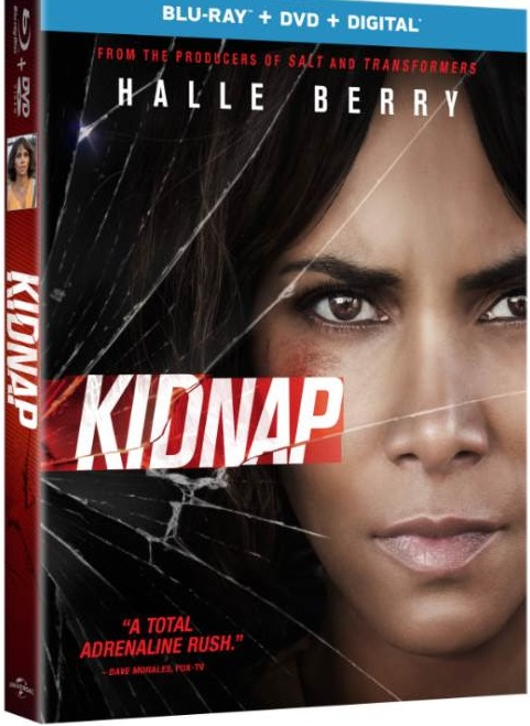 Kidnap blu-ray dvd image halle berry