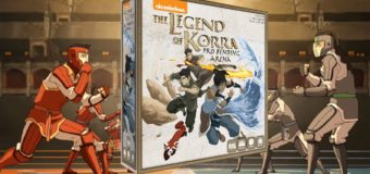 Hop in the Pro-Bending Arena with This Legend of Korra Kickstarter