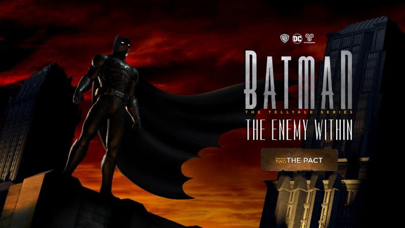 Batman Telltale Games Enemy Within The Pact Harley Quinn Appears