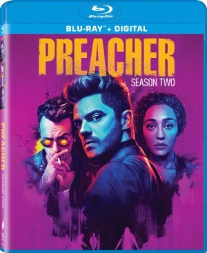 Preacher Season two Blu-ray DVD