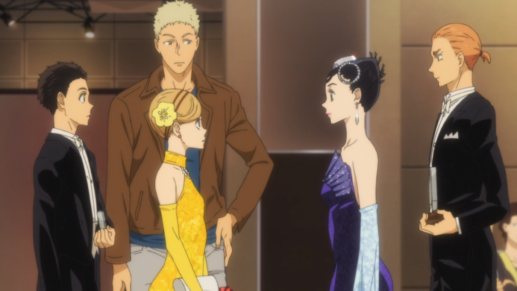 Welcome to the Ballroom Final Evaluation