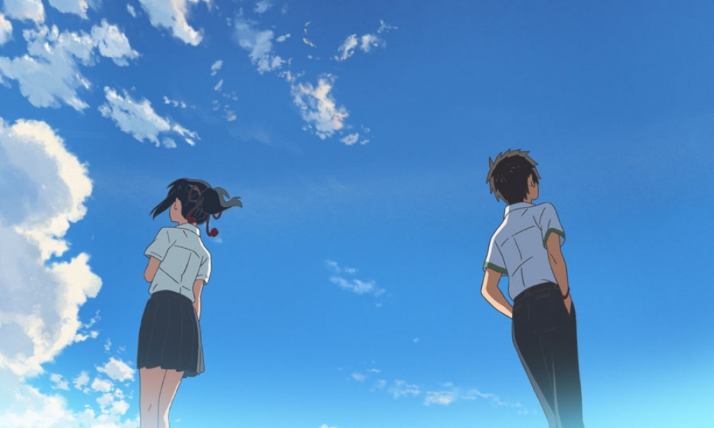 live action Your Name