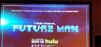 NYCC 2017: Future Man Is a Fun Sci-Fi Action Romp