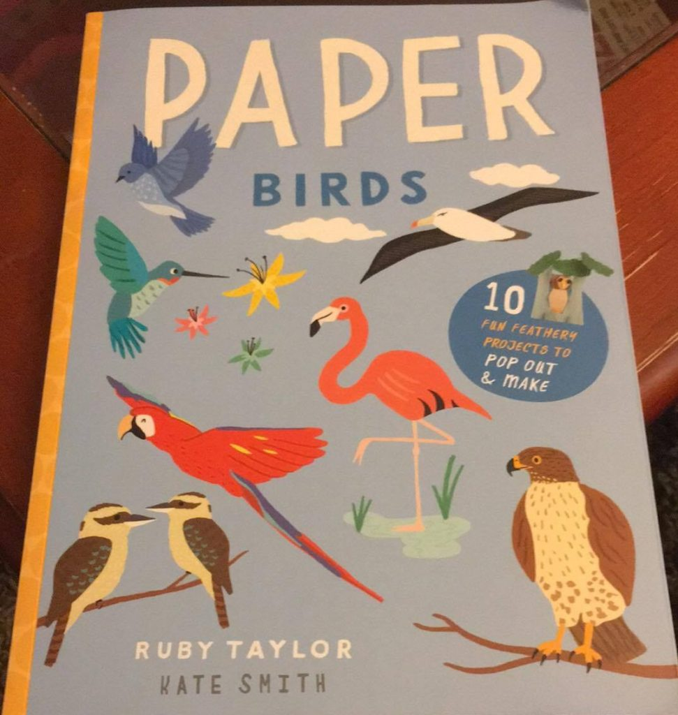 Paper Birds Ivy Kids Review Quarto Group Kids