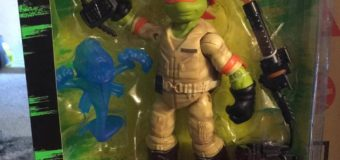 "Playmates Toys ""Ninja Ghostbusters"" Figures Review – TMNT/Ghostbusters Mashup"