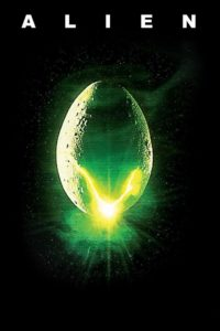80s horror movies aliens alien poster
