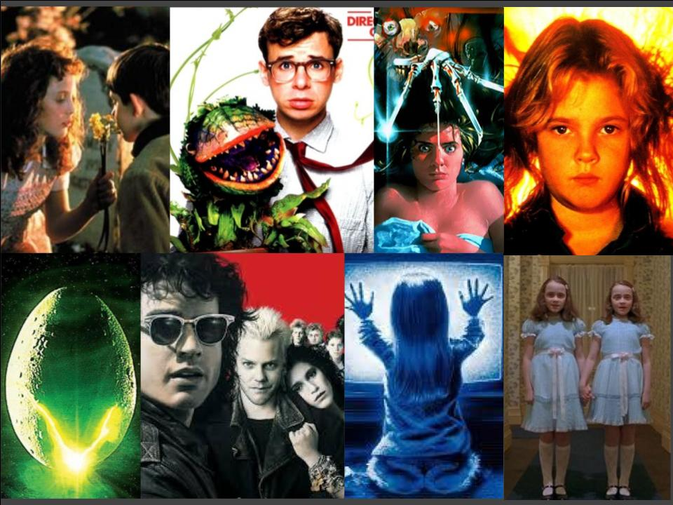 80s horror movies