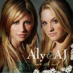 Aly & AJ album cover.