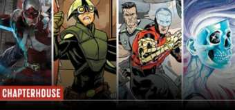 Chapterhouse Changes The Comic Book Game With $1.99 Monthly Issues And $9.99 Trades!