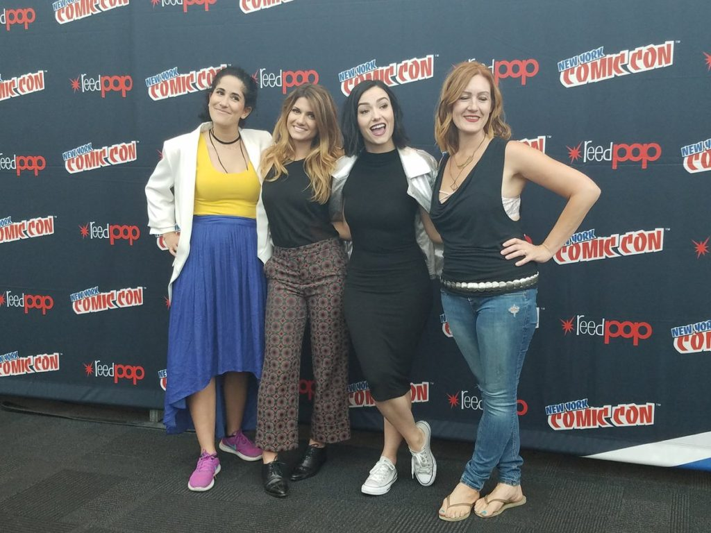 Carmilla Movie NYCC