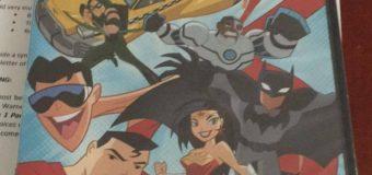 """Justice League Action Season 1 Part 1 """"Superpowers Unite!"""" – DVD Review"""