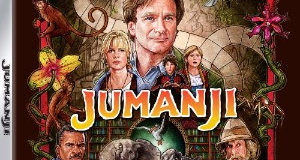 """Jumanji"" Releasing For The First Time on 4K Ultra HD on December 5, 2017!"