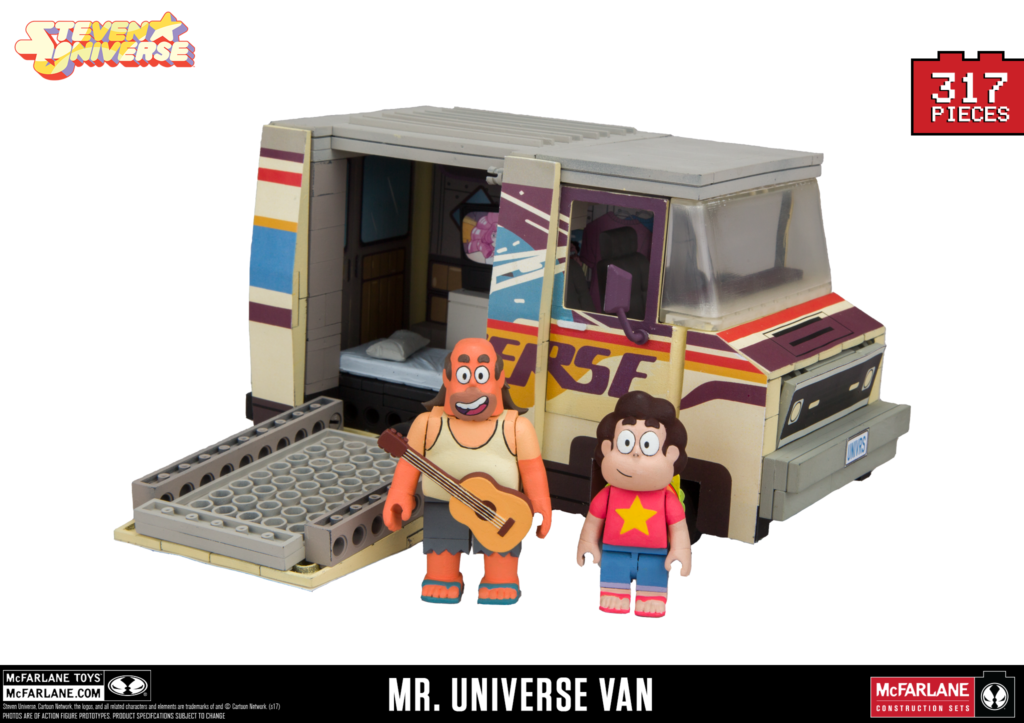 Steven Universe Cartoon Network McFarlane Toys