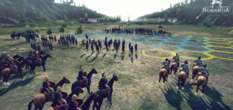 "Historically Accurate Strategy Game ""Numantia"" Releasing October 25, 2017"