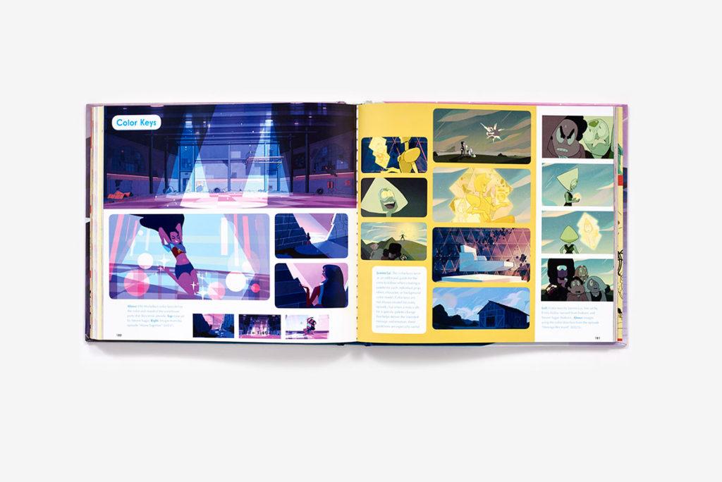 Steven Universe Art & Origings