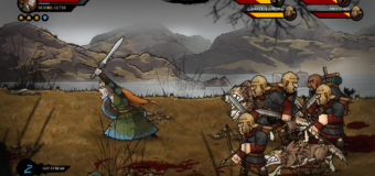 2D Brawler 'Wulverblade' Coming to Nintendo Switch eShop on October 12, 2017