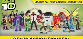 Cartoon Network Enterprises Have Got Your Geek Swag Gift Needs Covered For 2017